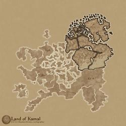Land of Kamal (v1) by hori873