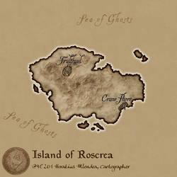Island of Roscrea by hori873