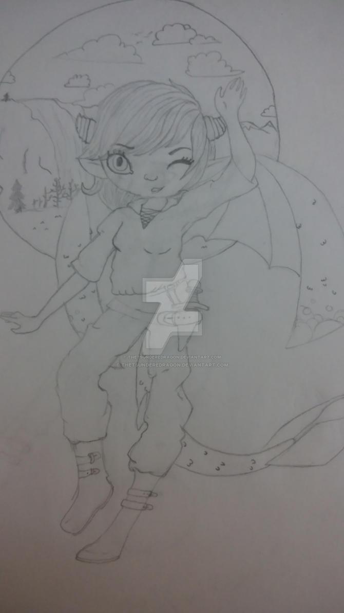 Ruki(nera) by TheTsundereDragon