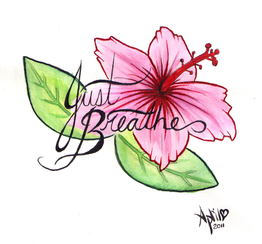 Hibiscus Tattoo Drawing: Hibiscus Tattoo Design By ApeEscape1989 On DeviantArt