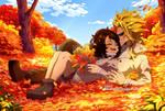 BNHA: Fall-in' in love