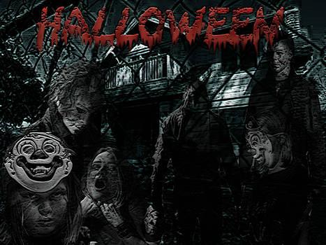 Rob Zombies Halloween By 5raptor5 On Deviantart