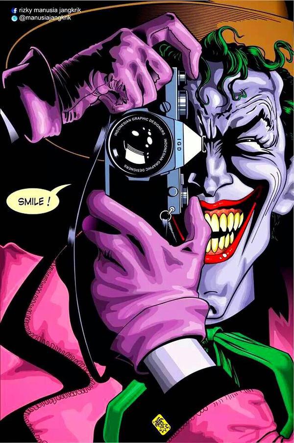 joker kill by agungrizki d8l7tyh