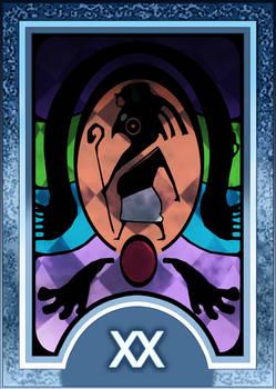 Persona 3/4 Tarot Card Deck HR - Aeon Arcana