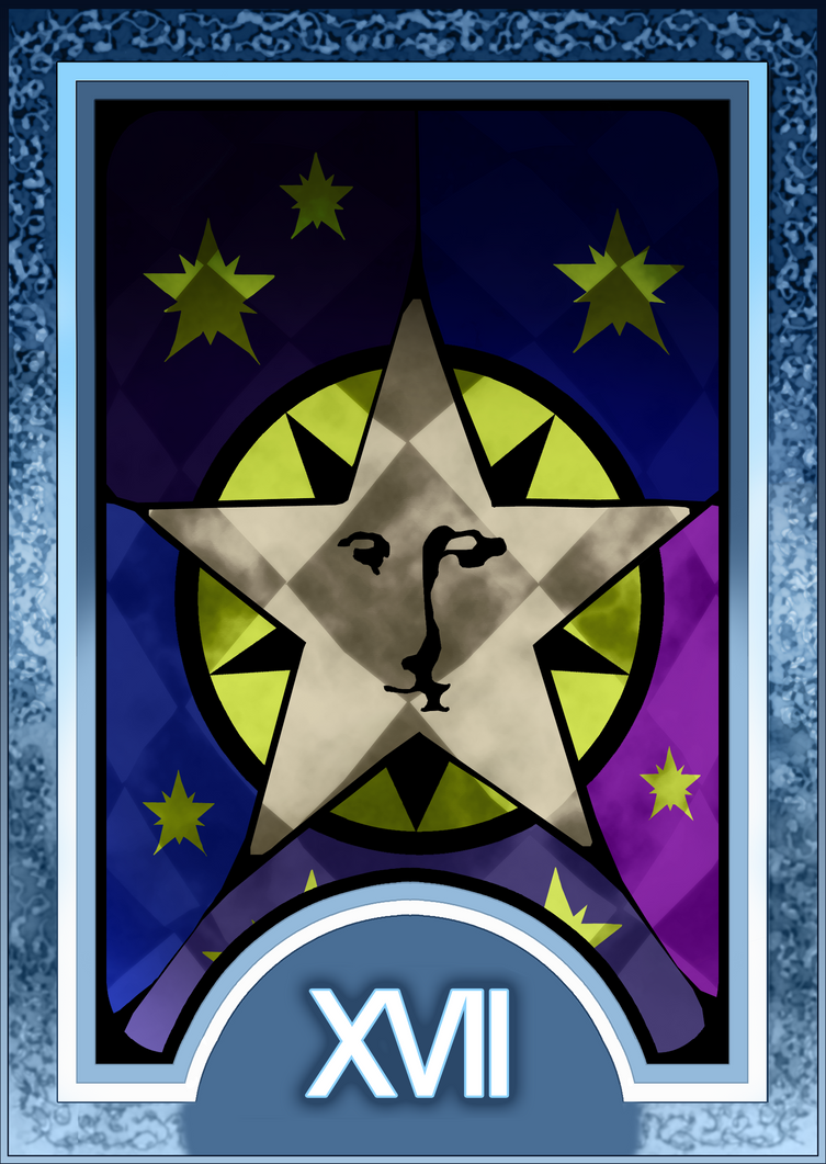 Cassiel Pendragon's Bonds Persona_3_4_tarot_card_deck_hr___the_star_arcana_by_enetirnel-d6xr6au