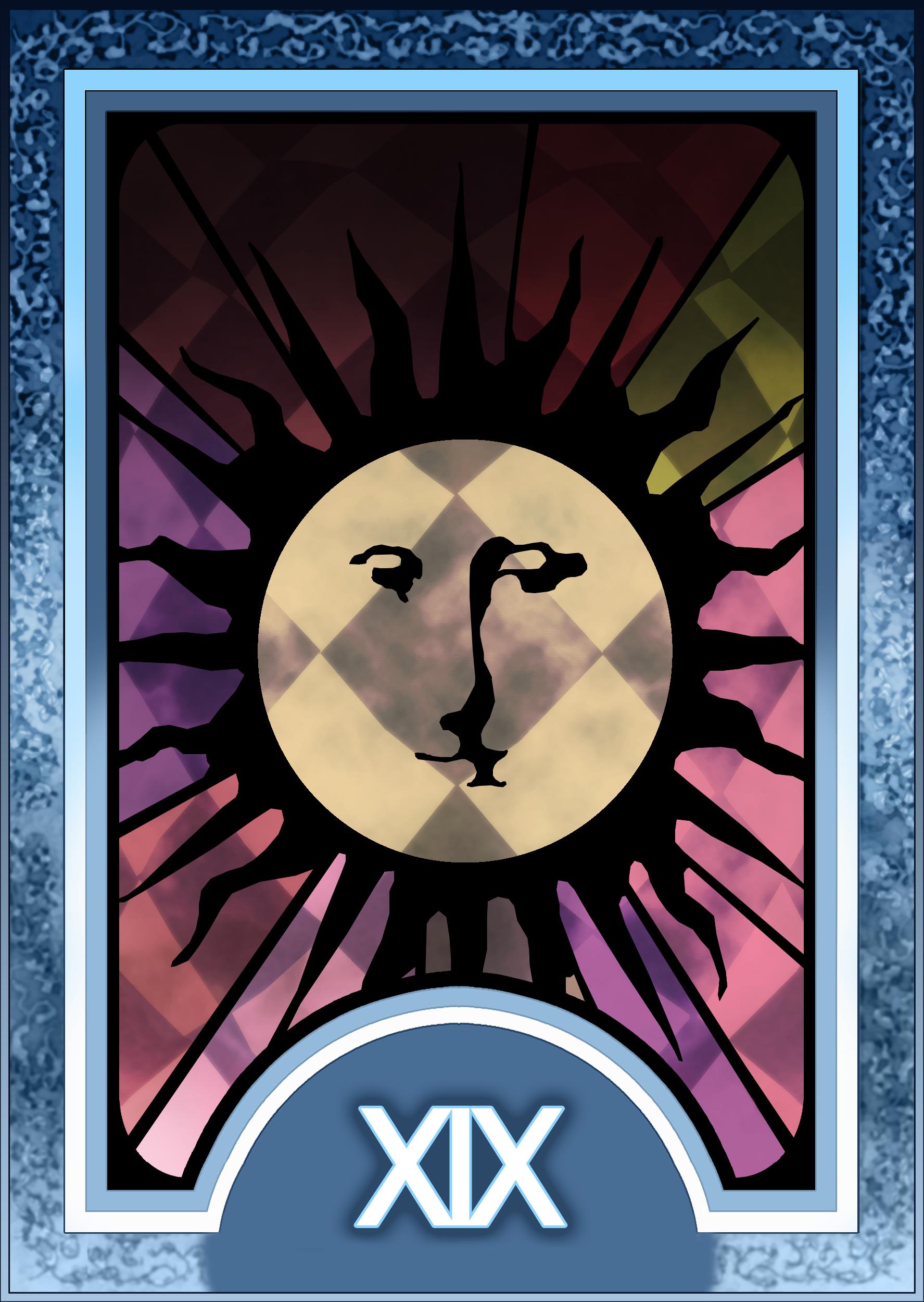 Daily Maintenance [Maria/Isaac] Persona_3_4_tarot_card_deck_hr___the_sun_arcana_by_enetirnel-d6xr6ln