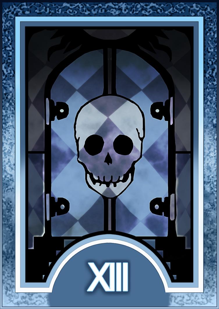 Natsu Breeze's Bonds Persona_3_4_tarot_card_deck_hr___death_arcana_by_enetirnel-d6xr6ri