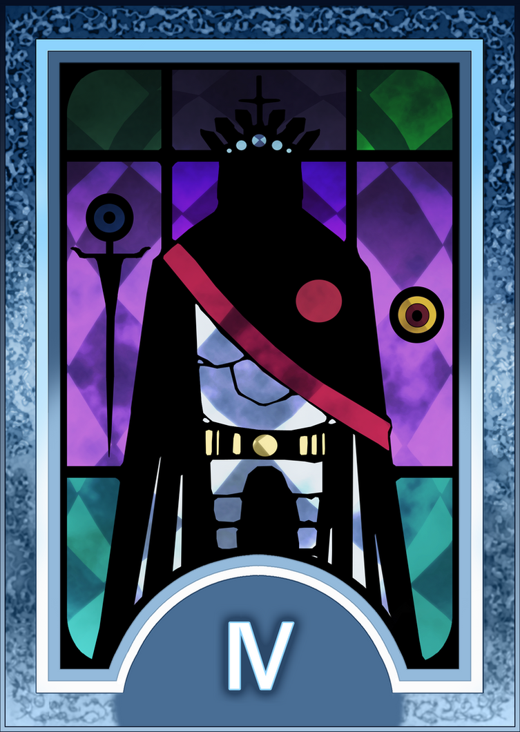 ♡ My homeboys and homegirls ♡ Persona_3_4_tarot_card_deck_hr___emperor_arcana_by_enetirnel-d6xr7nd