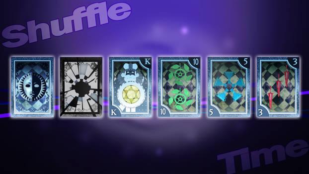 Persona 3 Tarot Card Deck Minor Arcana Preview