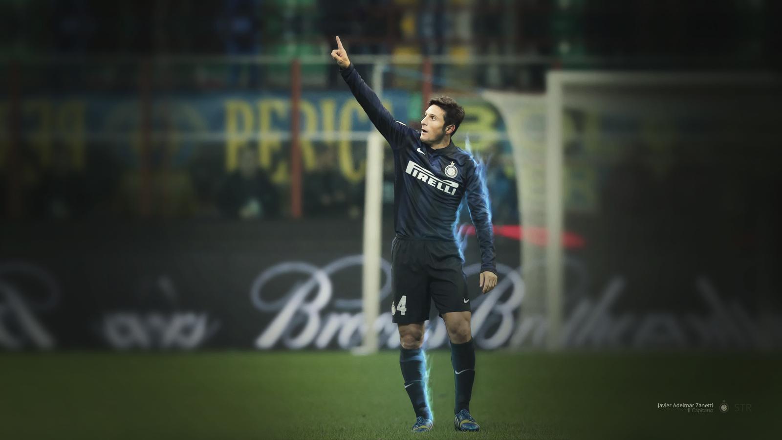 Javier Zanetti by Italimante on DeviantArt