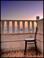 chair alone