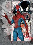 Venom+Spider man