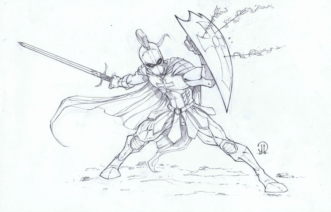 Armor of God by JoeyVazquez on DeviantArt