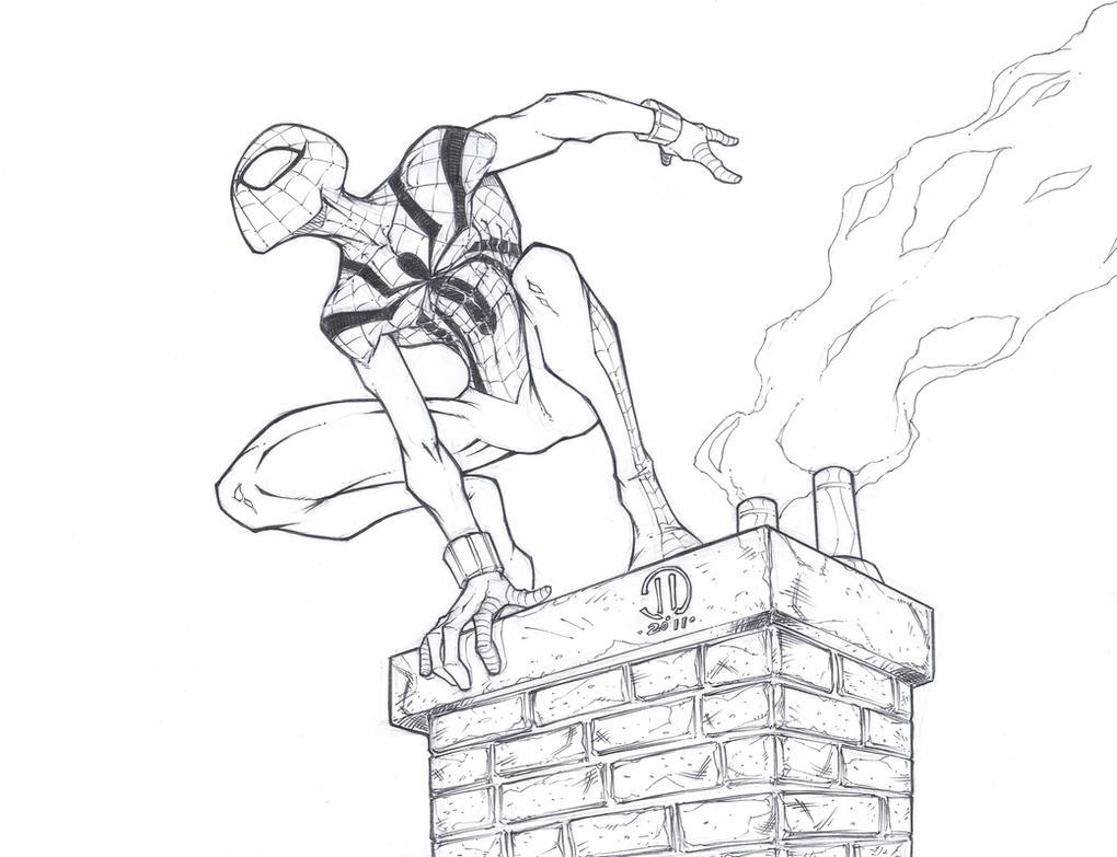 Spiderman Ben Reilly by JoeyVazquez on DeviantArt