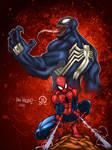 Spidey and Venom no text