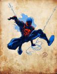 Spiderman2099 Colors