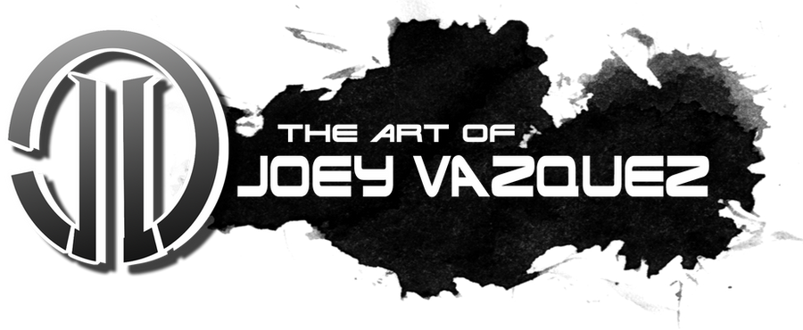 The Art of Joey Vazquez Logo