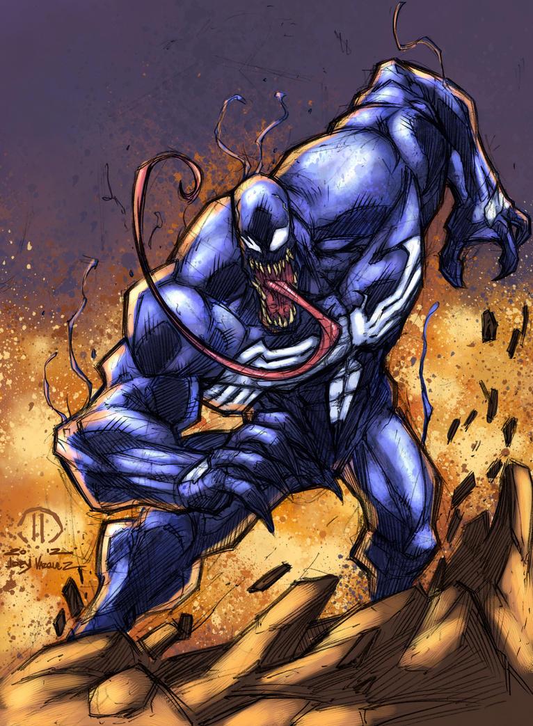 Venom quick colors by JoeyVazquez