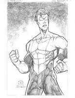 Invincible pencils by JoeyVazquez