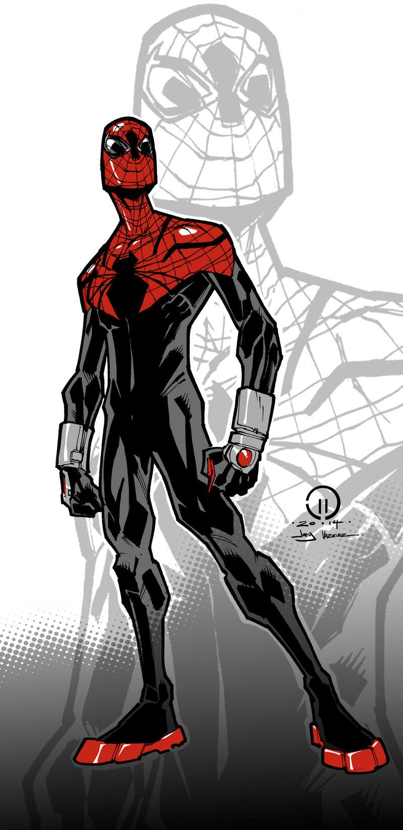 the superior spider man - photo #27