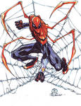 Superior Spider-man ock arms markers