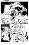 Dare Devil marvel sample page 2