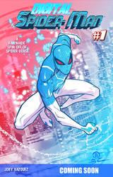 Digital Spider-man by JoeyVazquez