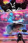 Spider Verse Digital Spider-man fan comic page 4