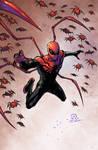 Superior Spider-man colored