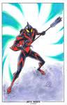 Ultraman Belial Pre-Con commission