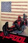 Deadpool president colors