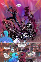 Spider-Verse Digital spider-man fan comic page 6