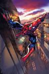 Angel Medina Spider-man my colors