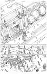 Spidey vs the Spot sample page 1
