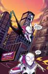 Spider-Gwen sample page 1 final
