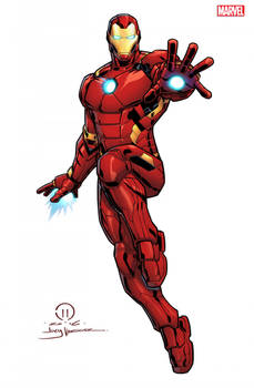 Ironman licensing art
