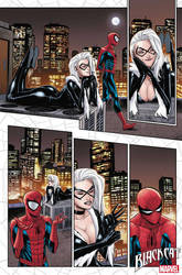 Black Cat Annual 1 page preview