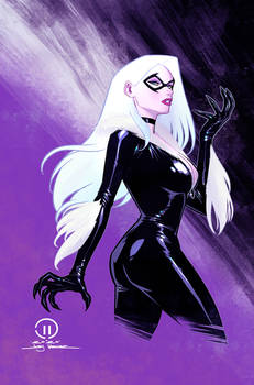 Black Cat Annual 2 page preview