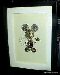 Watch Parts Mickey Mouse