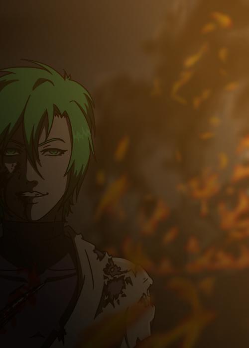 Kasai - Wild Fire by FoxHomo