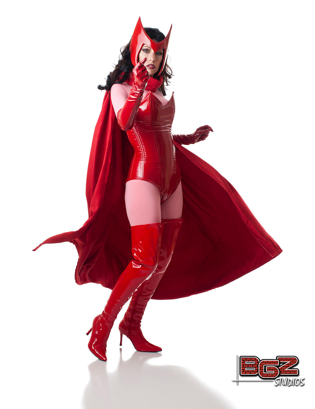 Scarlet Witch 2 by bgzstudios