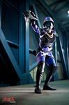 Mass Effect Tali Cosplay 2