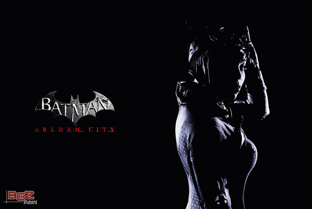 Arkham City Catwoman 1 by bgzstudios