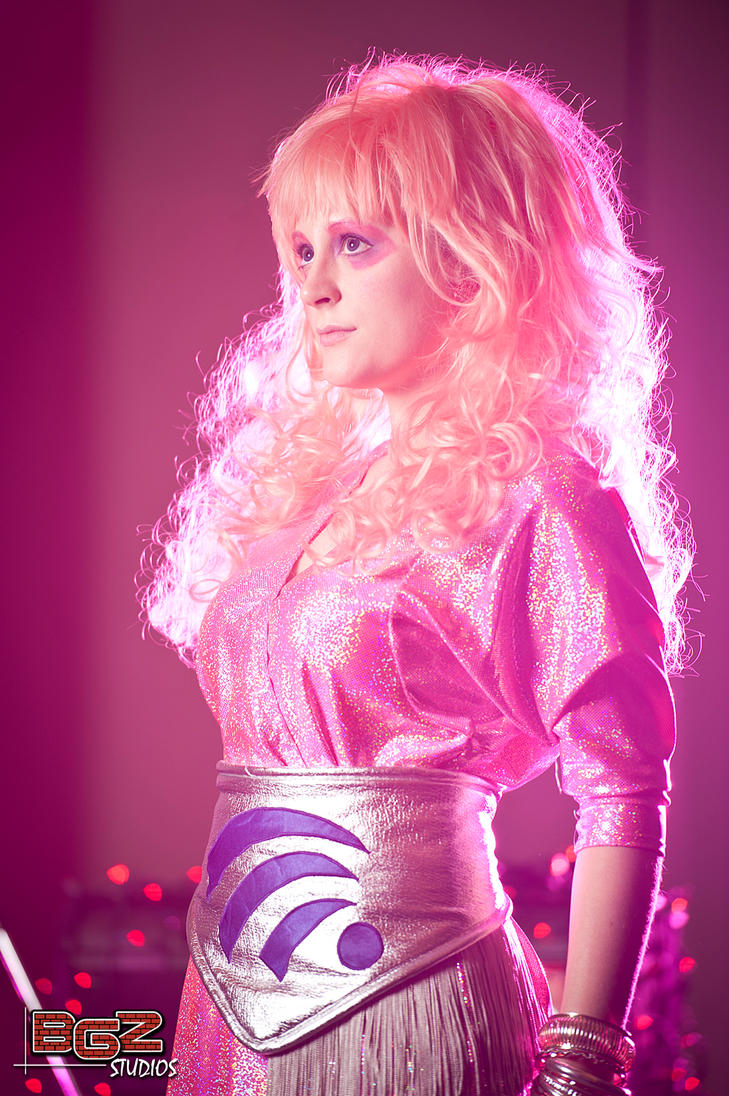 Jem and the Holograms 1 by bgzstudios