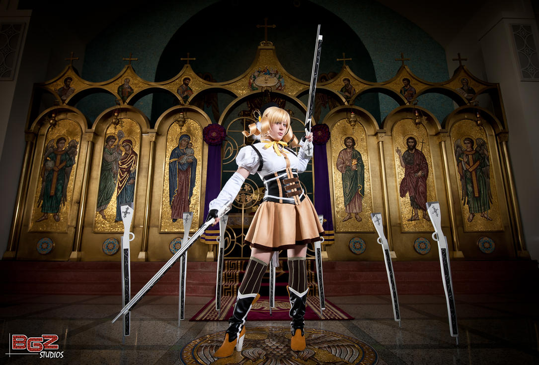 Mami Cosplay - Divine Battle by bgzstudios