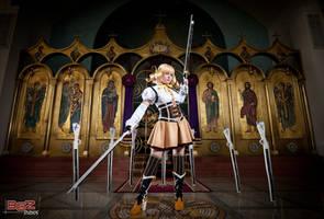 Mami Cosplay - Divine Battle by bgzstudios