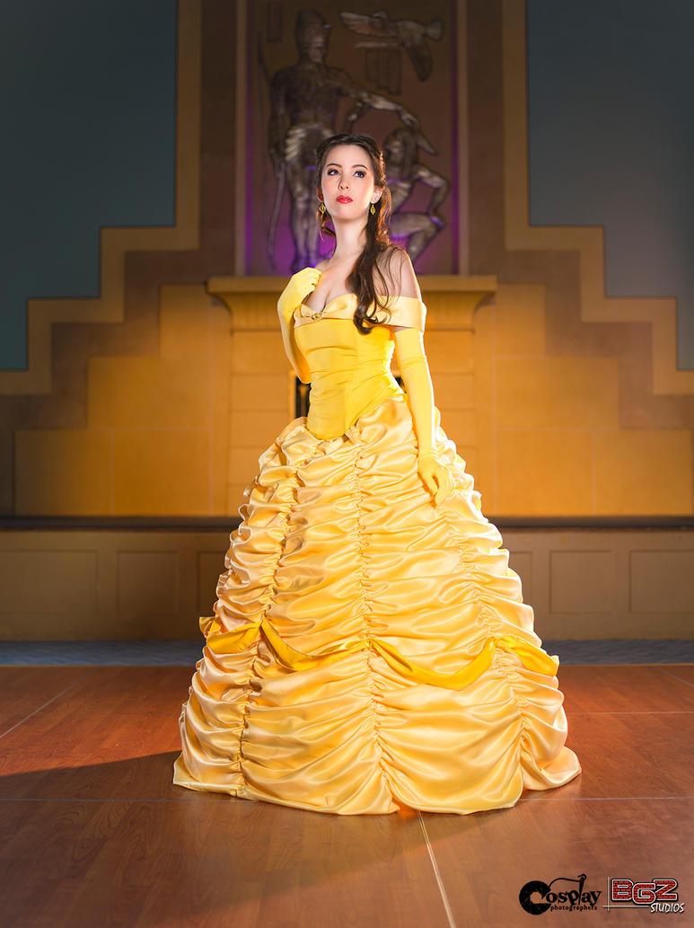 Belle the Disney Princess by bgzstudios