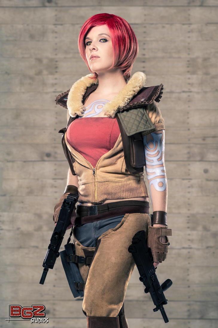 Borderlands Lilith Cosplay - Dont mess with me.. by bgzstudios