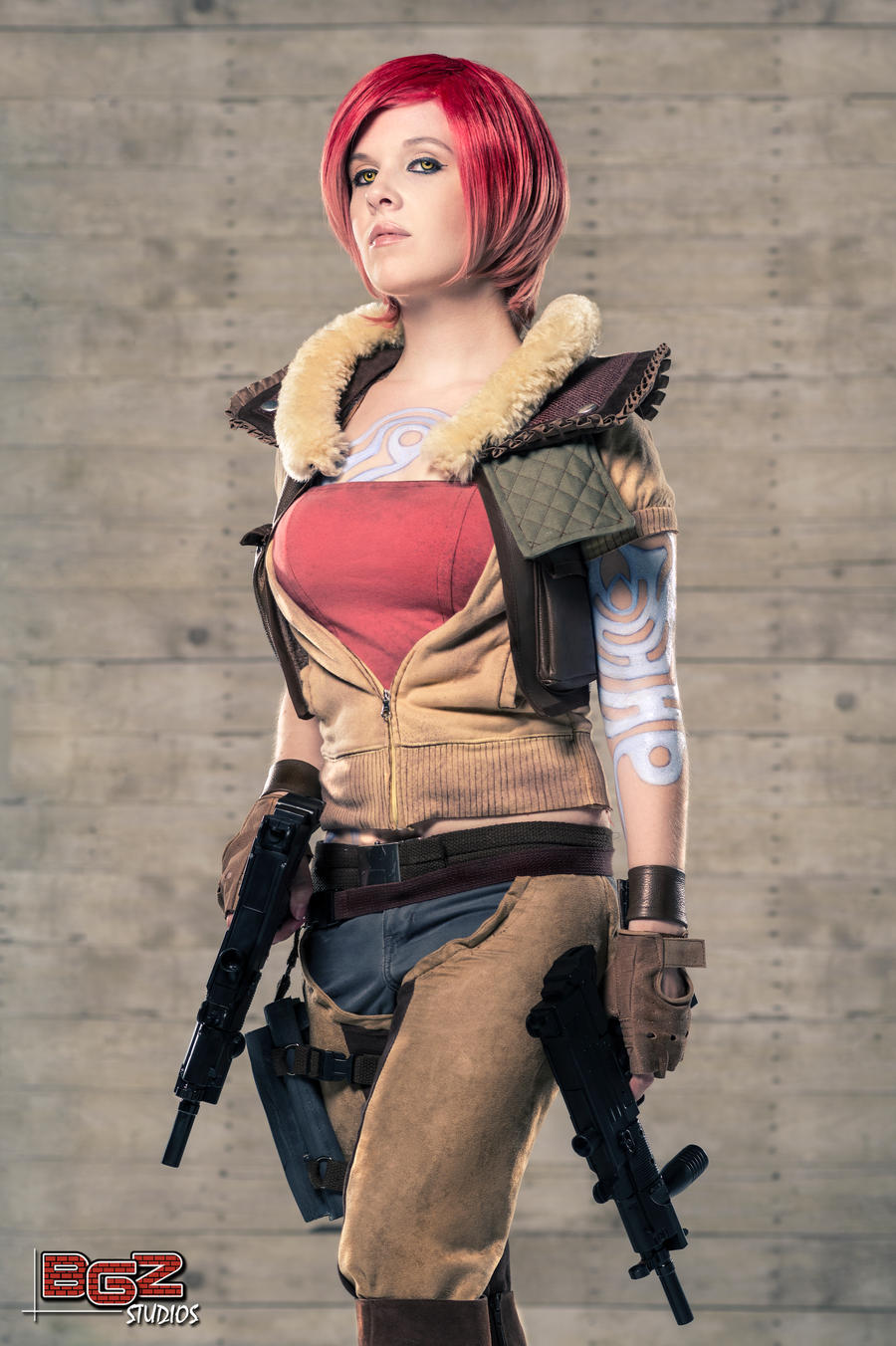 cosplay Lilith costume borderlands