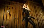 Black Cat Cosplay - Breaking in 2